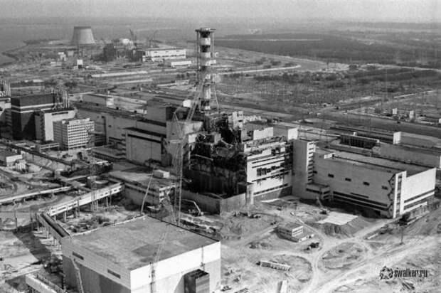 Чернобыльская АЭС снова дает о себе знать: все подробности