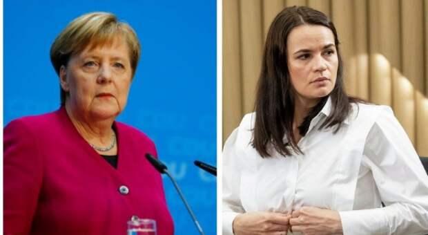 Германия стремится вытеснить Россию как посредника в конфликте Лукашенко с оппозицией