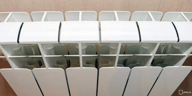 В четырех домах на Академика Ландау дали отопление