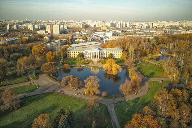 СК начал проверку вырубки деревьев в Главном ботаническом саду в Москве