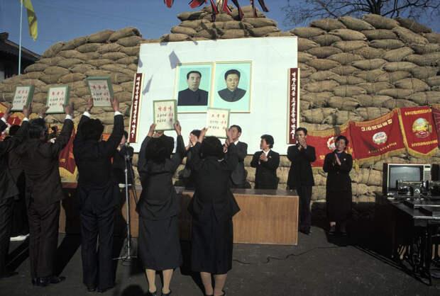 10 редких фото Северной Кореи в период с 1979 по 1987 годы