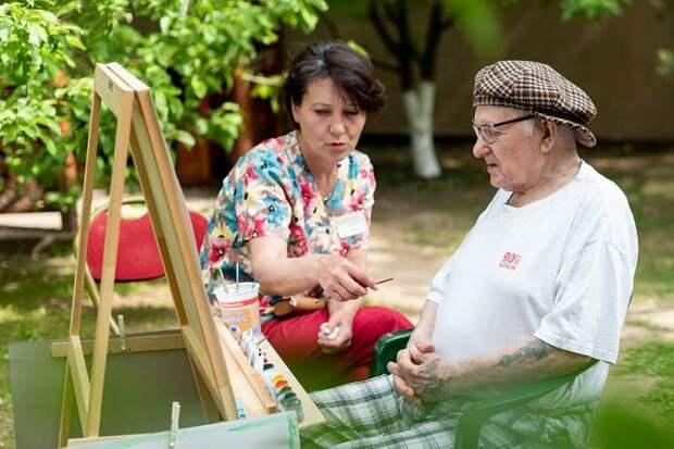 В любом татуированном дедуле может жить внутренний художник