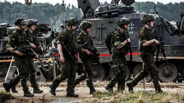 Журналисты перечислили инциденты и драки с участием солдат НАТО в Европе...
