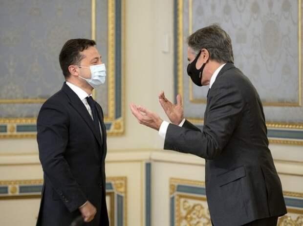 Госсекретарь США раскритиковал Украину за медленные реформы