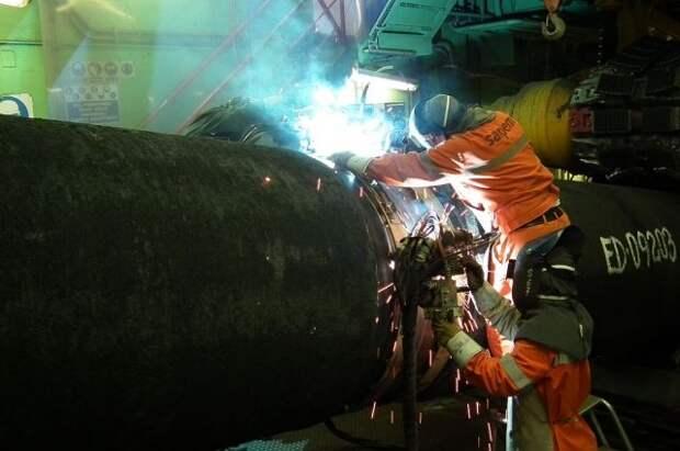 Блинкен: отказ от ввода санкций по «СП - 2» отвечает интересам США