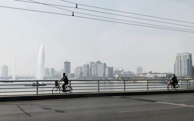 Власти Китая предупредили граждан об угрозе распространения КВИ ветром из-за рубежа