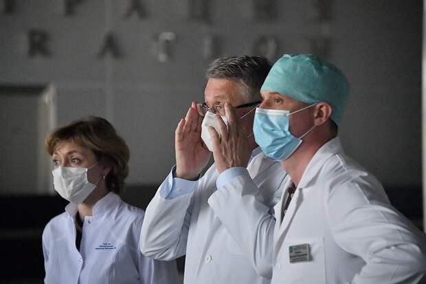 Академик РАН допустил возможность образование хронической формы коронавируса