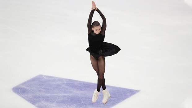 Валиева получила баллы выше мирового рекорда на командном турнире в Москве