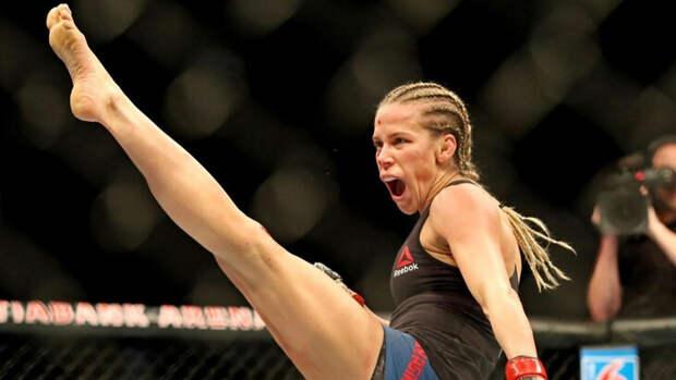 Чукагян решением судей победила Араухо на UFC 262