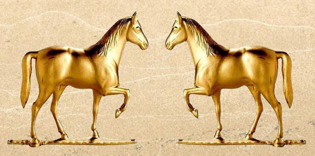 Куда умчались золотые кони хана Батыя?