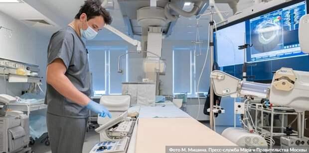 Более 80 процентов диагностического оборудования в столичном здравоохранении цифровое. Фото: М.Мишин, mos.ru