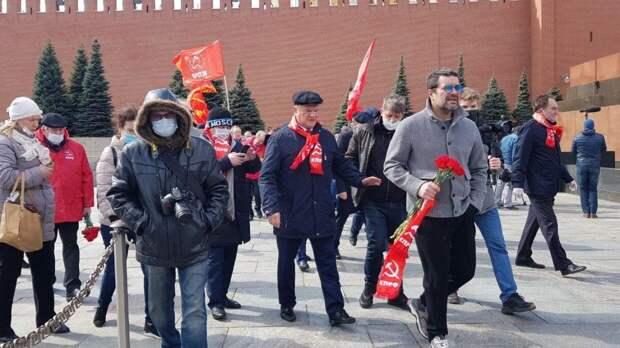 «Ковид» и Голиаф - вирус косит депутатов КПРФ