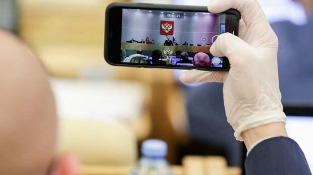 На кого работает Госдума России? Правильный ответ запрещён