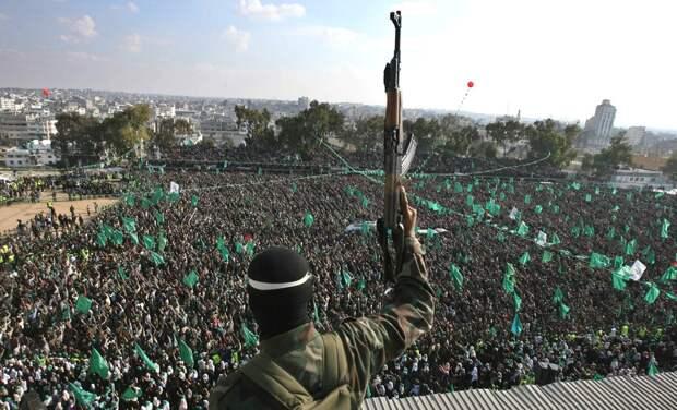 ХАМАС заявил о готовности к перемирию с Израилем