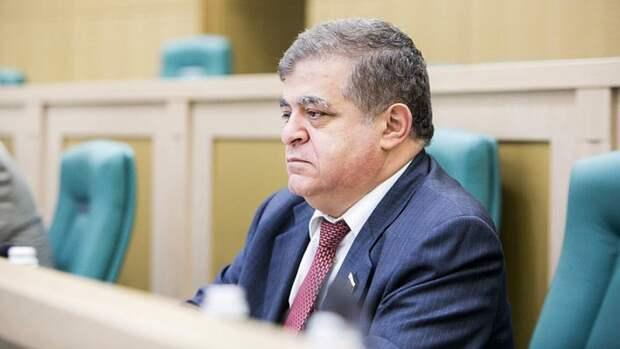 Сенатор Джабаров уличил ПАСЕ и ОБСЕ в двойных стандартах