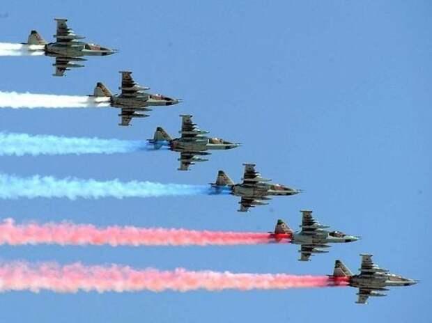 В Москве стартовал парад Победы