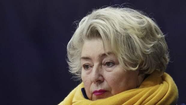 Тарасова отреагировала на трагедию в Казани