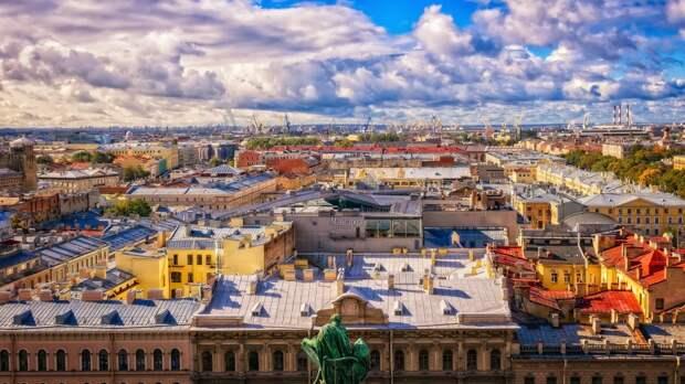 Синоптик Леус пообещал петербуржцам возвращение жары с понедельника