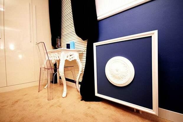 Панели и экраны для батарей отопления: 40 фото и идей