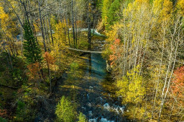 байкальский заповедник река осиновка