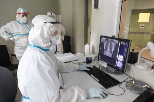 ВРоссии выявлен засутки 8271 заразившийся коронавирусом
