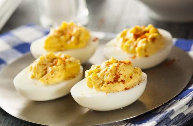 9 продуктов для фаршировки: тыква, баклажаны и даже яйца