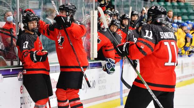 Плющев — о финале ЮЧМ с Канадой: «С любой командой можно играть, если правильно выстроить тактику»