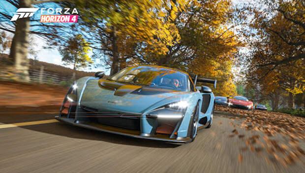 Forza Horizon игра