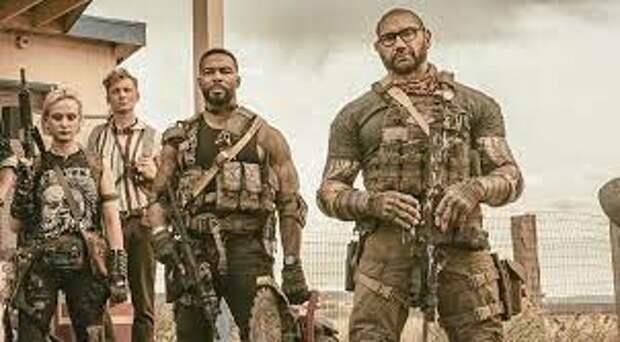 Netflix приоткрыл завесу над «Армией мертвецов» Зака Снайдера