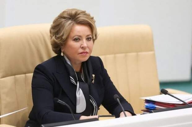 Матвиенко заявила, что вакцинация от COVID-19 в РФ не будет обязательной