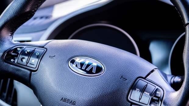 Компания Kia впервые показала обновленный седан K900