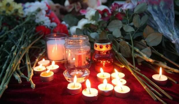 Российские школьники выразили соболезнования семьям жертв трагедии в Казани