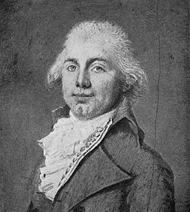 Портрет Джеймса Монро, 1794.
