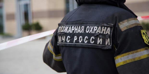В Петрозаводске при пожаре в многоквартирном доме погибли четыре человека