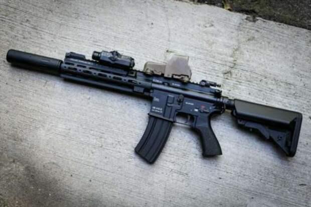 Не только Калашников: 7 лучших штурмовых винтовок современности