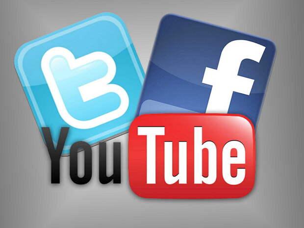 Роскомнадзор пригрозил замедлить Facebook и YouTube