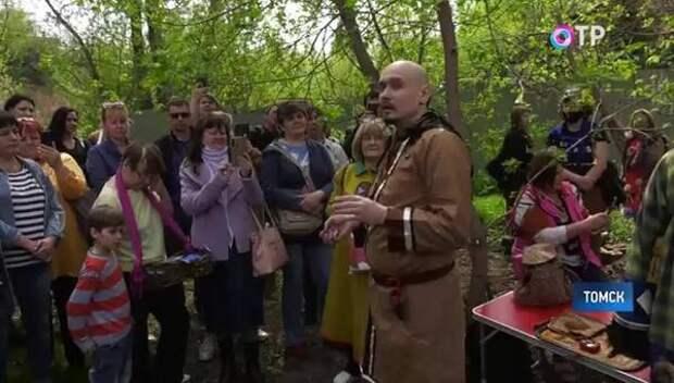 В Томске отметили «День большой воды»