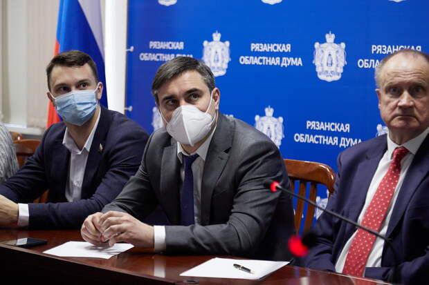 Дмитрий Хубезов: Важно, что Президент предложил меры по развитию здравоохранения и социальной поддержке населения