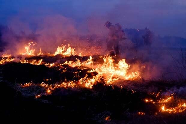 НЕ ПУБЛ Не играй с огнем: добровольный пожарный Кася Кулькова о пироманах, удаче и человеческой глупости