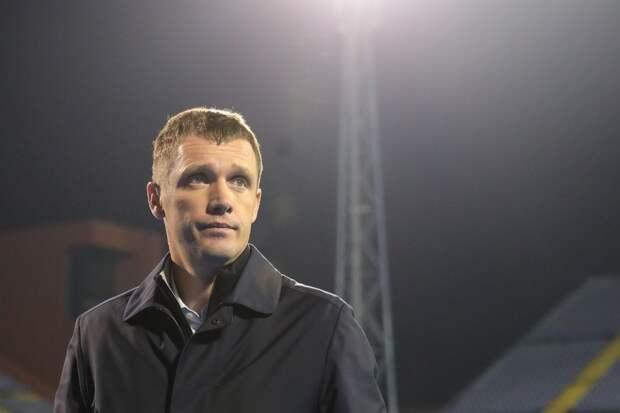 Гончаренко прокомментировал итоги жеребьевки 1/4 финала Кубка России