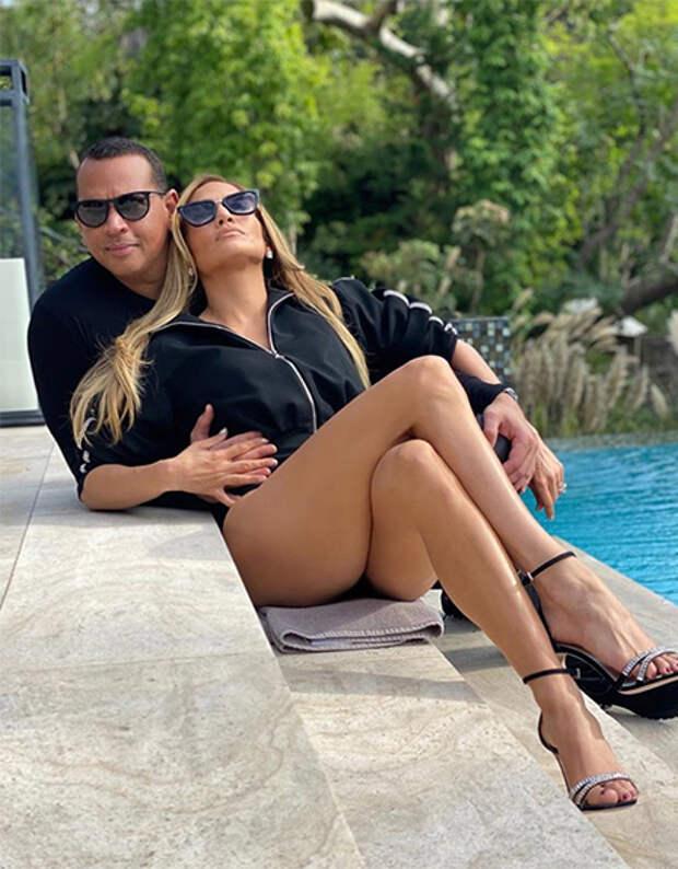 Дженнифер Лопес и Алекс Родригес впервые прокомментировали слухи о расставании