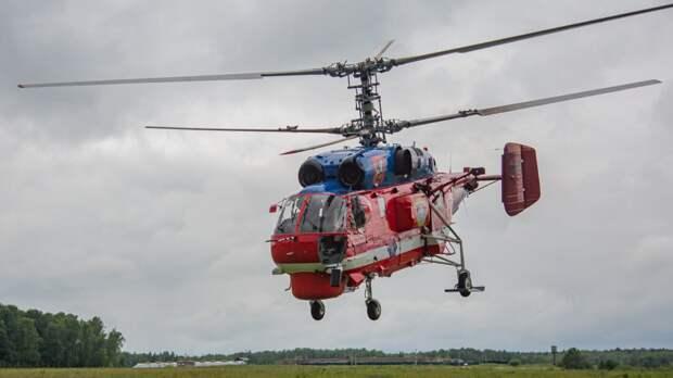 Пилоты Московского авиацентра спасли за июль 63 человека