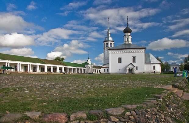 Вопрос о дате основания города Суздаль