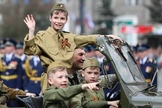 «Малышковый парад» к 9 Мая отменили в Тверской области