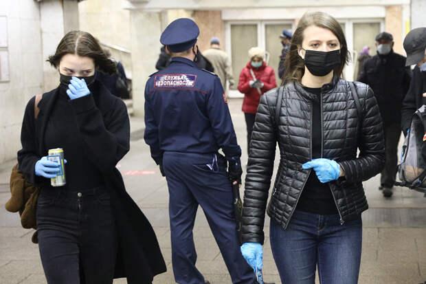 Bloomberg сообщил о начале третьей волны коронавируса в России