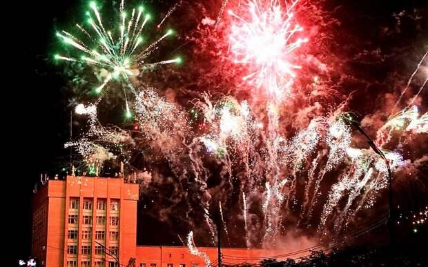 В Рязани выбрали дату Дня города на этот год