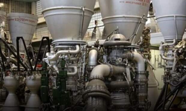 Россия завершает поставку ракетных двигателей РД-180 в США