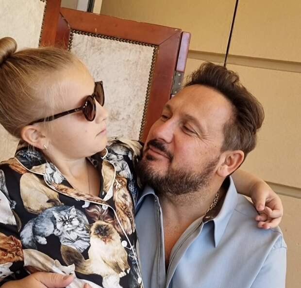 Стас Михайлов нежно поздравил младшую дочь с 9-летием