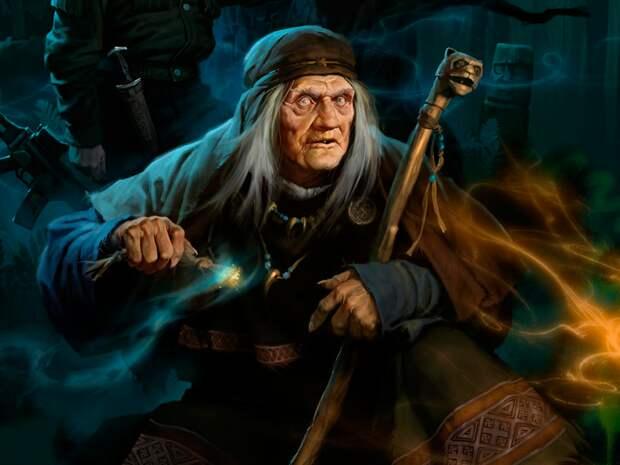 Ни в одной мифологии мира не найти образа, подобного русской Бабе-Яге или древнее её