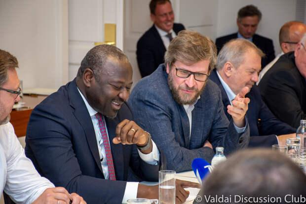 Российско-европейский диалог: казус мультилатерализма